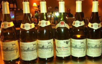 Blind Test : Les Chablis du Domaine du Vieux Château –  Daniel-Etienne Defaix