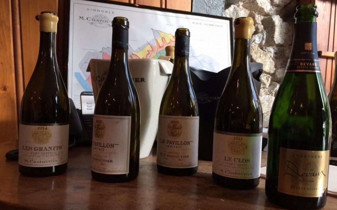 Découverte des vins «Au Fil du Rhône»